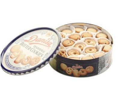 皇冠(danisa)丹麦曲奇饼干特别礼盒装908g